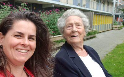 Veranderen en loslaten? Zelfs mijn tante van bijna 90 kan het! En jij?